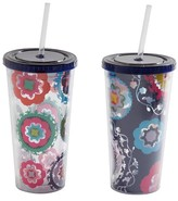French Bull Oui by 2 Pack Tumbler Set