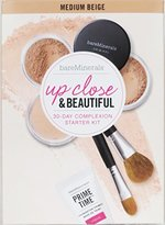 Bare Escentuals bareMinerals Up Close & Beautiful 30-Day Complexion Starter Kit (Medium Beige)