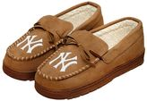 Men's Forever Collectibles New York Yankees Moccasin Slippers