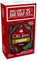 Old Spice Fresher Collection Timber 6-Bar Soap - 30 oz