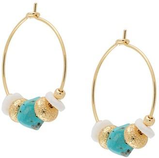 Anni Lu Sweet Little Things hoop earrings