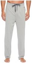 Nautica Knit Sleep Pants (Grey Heather) Men's Pajama