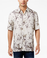 Tasso Elba Men's Printed Shirt, Only at Macy's