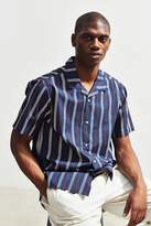 Katin Jesse Vertical Stripe Short Sleeve Button-Down Shirt