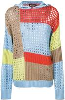 House of Holland cut-out knit jumper