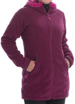 Mountain Hardwear Dual Fleece Hooded Parka (For Women)