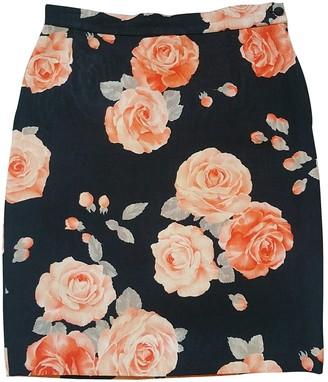 Genny Cotton Skirt for Women Vintage