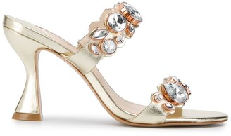 Sophia Webster Ritzy jewel mules
