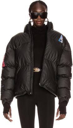 Adidas Originals By Alexander Wang Flex2Club Puffer in Black | FWRD