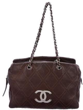 Chanel Diamond Stitch Shoulder Bag