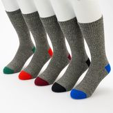 Chaps Men's 5-pack Cushioned Crew Socks