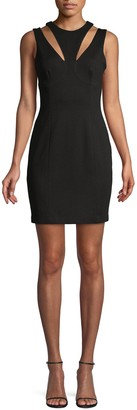 Bailey 44 Cutout Mini Dress
