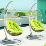 Modway Encounter Swing Chair with Stand