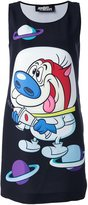 Jeremy Scott 'Cosmic Stimpy' dress