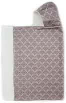 B.ella BundlesTM Snap Hooded Towel in Grey Damask