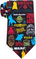 Star Wars STARWARS Pop Stickers Tie