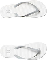 Hurley One Shot Thong White