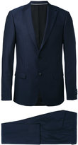 Z Zegna single breasted suit - men - Cupro/Wool - 48