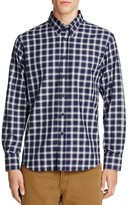 Billy Reid Tuscumbia Check Slim Fit Button Down Shirt