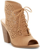 Restricted Webster High Heel Lace-Up Sandal