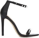 Aldo Mckinnons leather heeled sandals