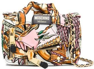 Moschino Signature Jacket Bag