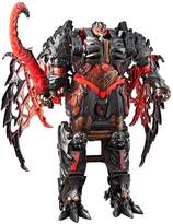 Transformers The Last Knight Mega 1-Step Turbo Changer Dragonstorm