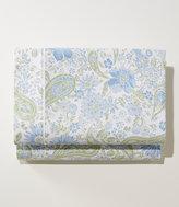 L.L. Bean Wrinkle-Free Sheet, Flat Floral