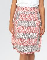 Fat Face Casey Patchwork A-Line Skirt