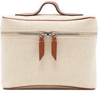 Metier - Many Day Coated-canvas Bag - Beige Multi
