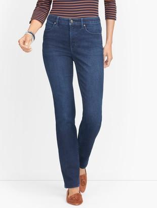 Talbots Straight Leg Jeans - Nightfall Wash
