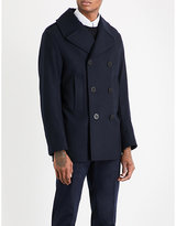 Polo Ralph Lauren Double-breasted wool peacoat