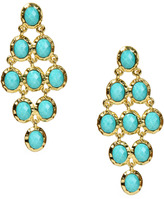 Amrita Singh Turquoise Phillipa Chandelier Earrings
