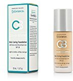 Exuviance by CoverBlend Skin Caring Foundation SPF20 - # Blush Beige --30ml/1oz for WOMEN ---(Package Of 2)