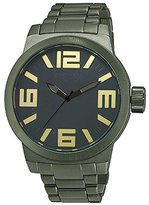 Kenneth Cole Reaction Unisex RK3243 Street Fashion Analog Display Japanese Quartz Grey Watch