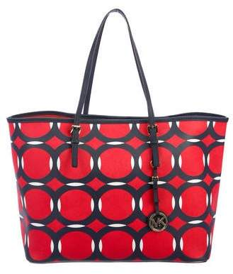 2671f0a85669 Michael Kors Navy Tote Bag - ShopStyle