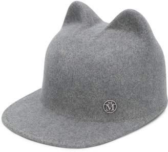 Maison Michel Jamie cat-ears cap