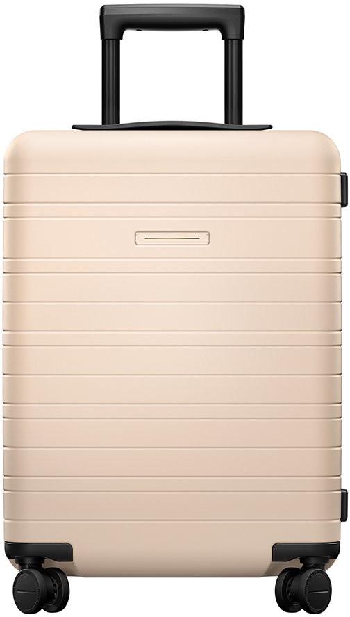 Horizn Studios H5 Smart Hard Shell Cabin Suitcase - Pale Rose
