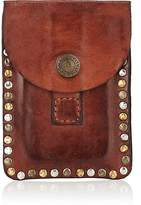 Campomaggi WOMEN'S LEATHER FLAP POUCH