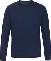 Ermenegildo Zegna Crew-neck linen sweater