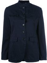 Aspesi flap pocket shirt jacket - women - Cotton - M