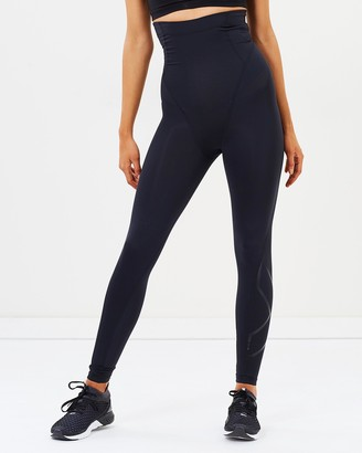 2XU Women's Black all compression - Postnatal Active Tights - Size XS at The Iconic