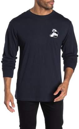 Retrofit Panda Long Sleeve T-Shirt