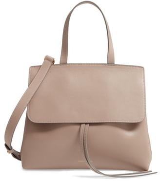 Mansur Gavriel Mini Mini Lady Saffiano Leather Bag