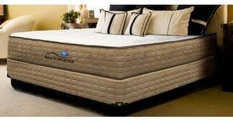 "Spring Air Dreams 20.25"" Plush Innerspring Mattress Mattress Size: Twin"