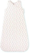 Petit Bateau Baby girls printed sleep sack