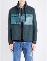 Kenzo Pocket-detailed Shell Jacket