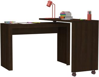 Manhattan Comfort Calabria Nested Desk