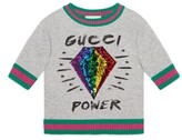 Gucci Girl's Graphic Sweatshirt