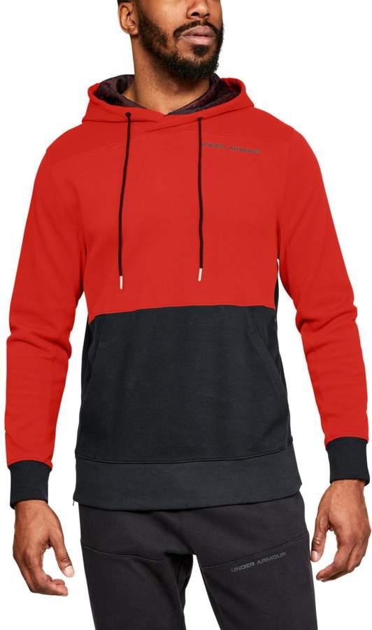 6972f88cd7 Men's UA Pursuit Microthread Pullover Hoodie